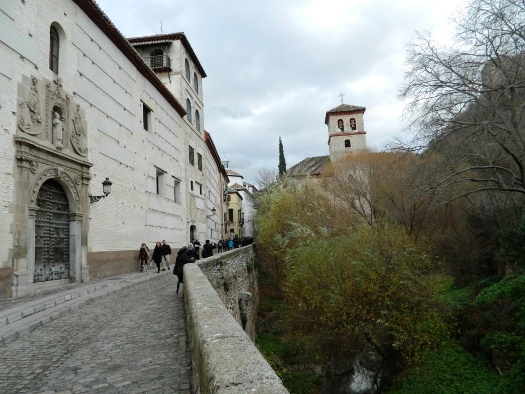 Cosa vedere albaicin granada_San pietro e paolo e casa del castril