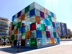 Cosa vedere a Malaga - Pompidou