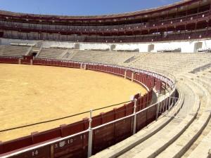 Cosa vedere a Malaga - Plaza toros