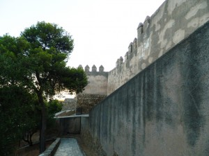 Cosa vedere a Malaga - castillo gibralfaro