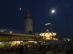 Cosa vedere a Malaga - Farola