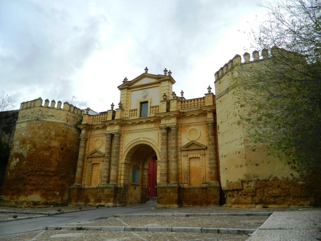 Cosa vedere a Carmona - puerta cordoba