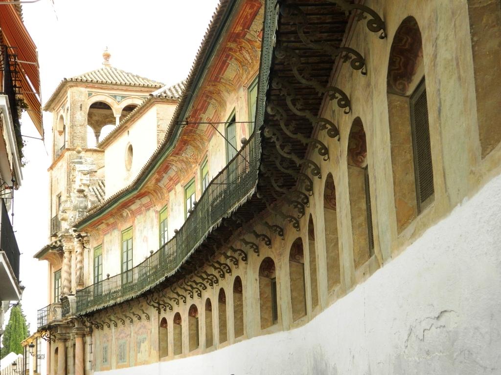 tour da Siviglia a Cordoba - Il Palazzo Peñaflor di Écija.