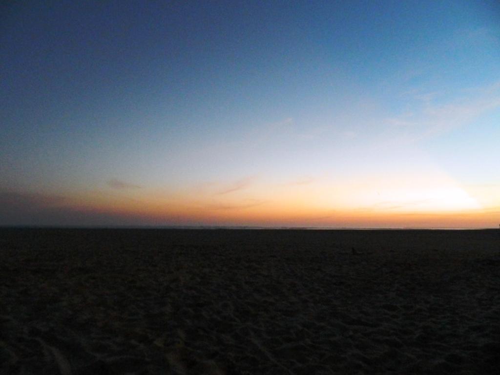 Tour Guadiana - Favoloso tramonto a Isla Canela, forse uno dei migliori d'Andalusia.