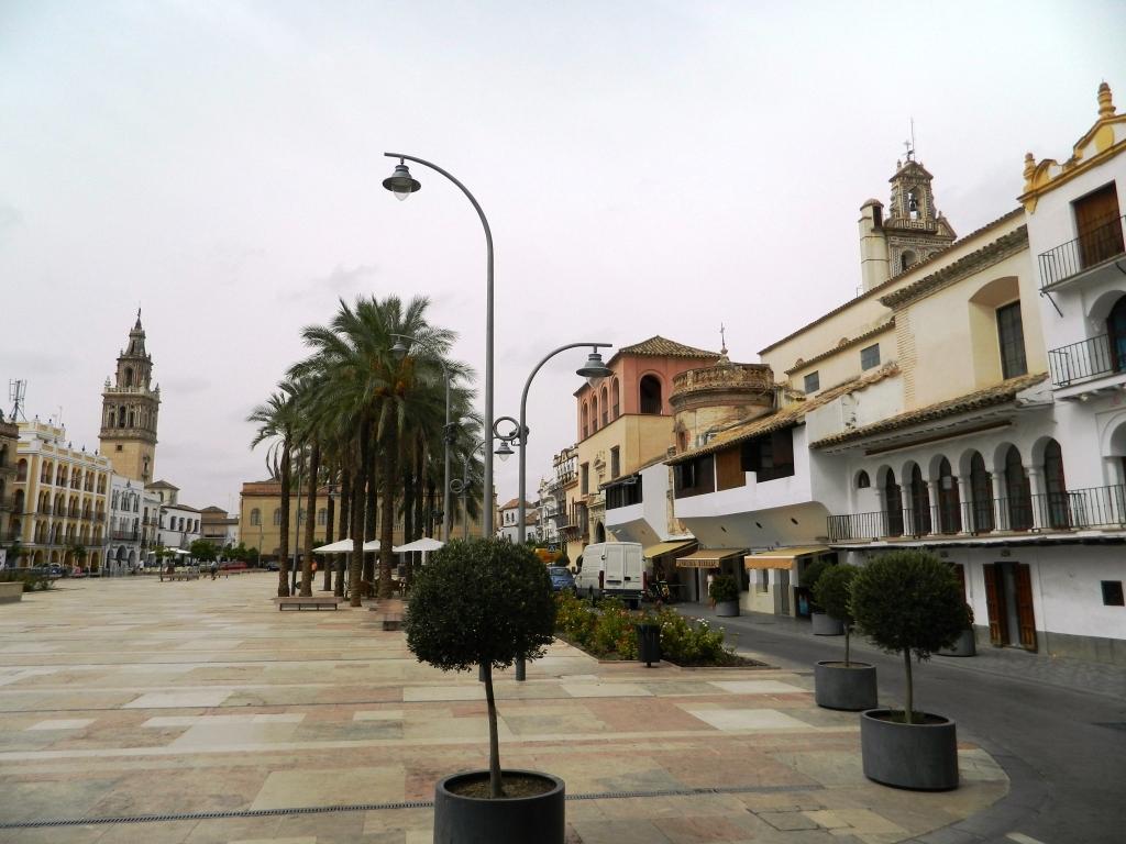 Cosa vedere a Ècija - plaza espana
