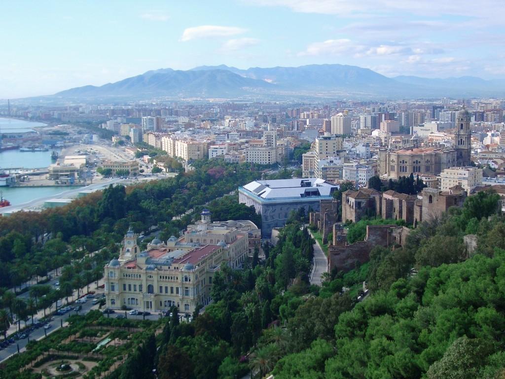 Cosa vedere al Soho di Malaga