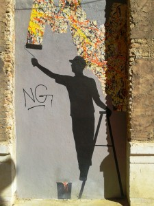 Cosa vedere al Soho di Malaga - street art