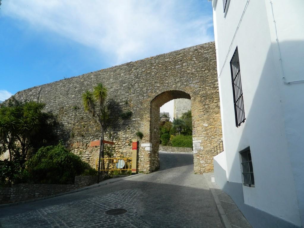 Cosa vedere a Medina Sidonia - porta belen