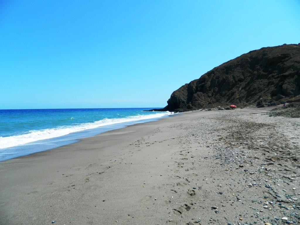 Cosa vedere a Mojácar - elefante spiaggia