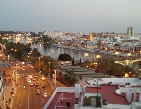 Dove uscire la sera a Siviglia - terrazza