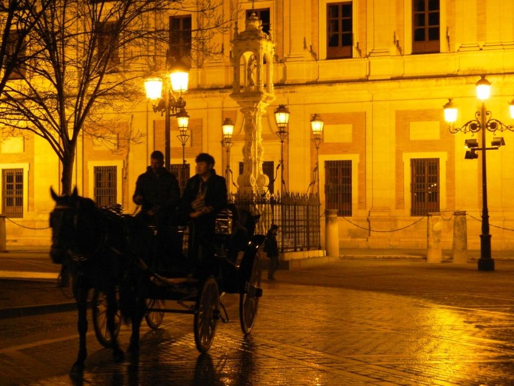 Dove uscire la sera a Siviglia - triunfo