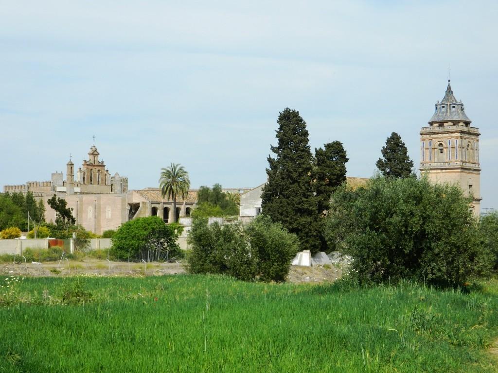 Cosa vedere ad Itálica - monastero