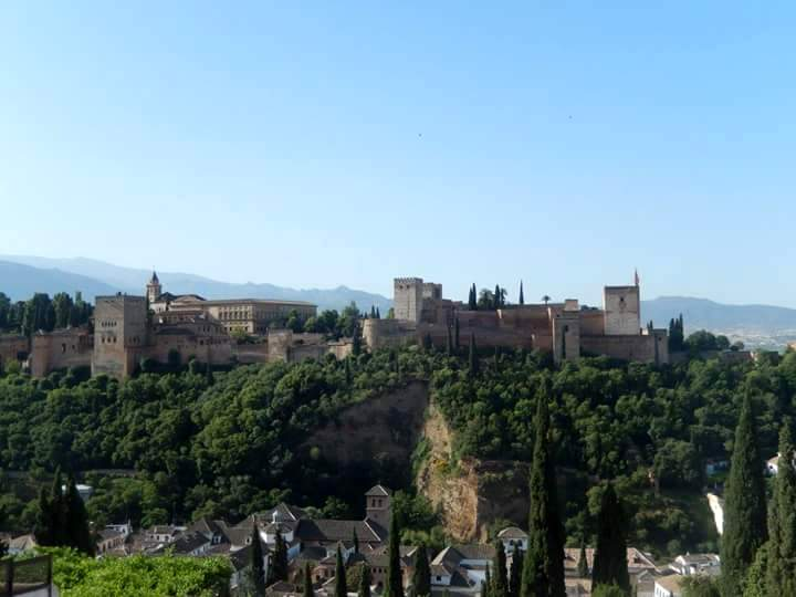Cosa vedere Andalusia