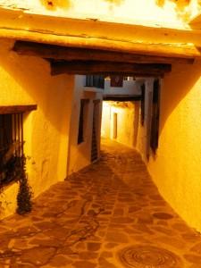 Cosa vedere Bubion_Alpujarra_granada_calle