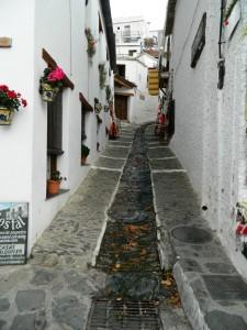 Cosa vedere PAMPANEIRA_Alpujarra_granada_calle