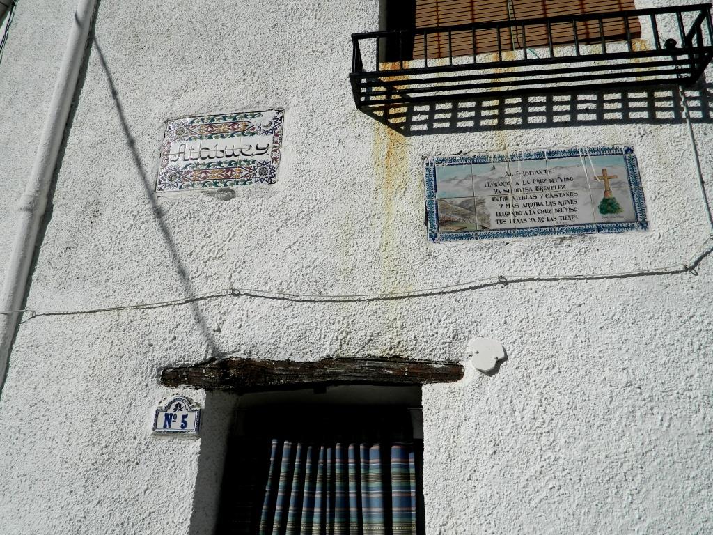 Cosa vedere trevelez_Alpujarra_granada_barrio alto