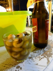Cosa mangiare andalusia_ caracoles lumache birra - copia