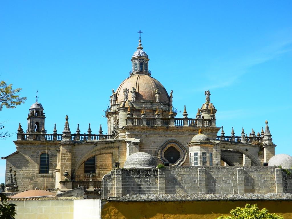 Cosa vedere Jerez de la frontera Andalusia Vino Catedrale cupula