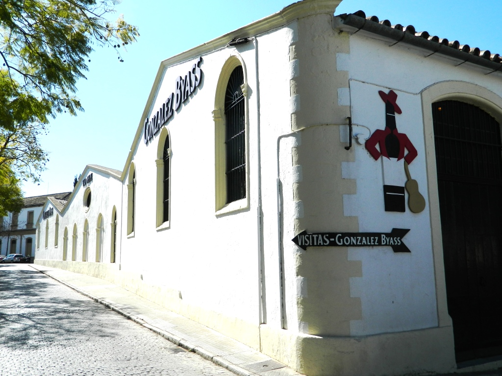 Cosa vedere Jerez de la frontera Andalusia Vino tio pepe Gonzalez Byass