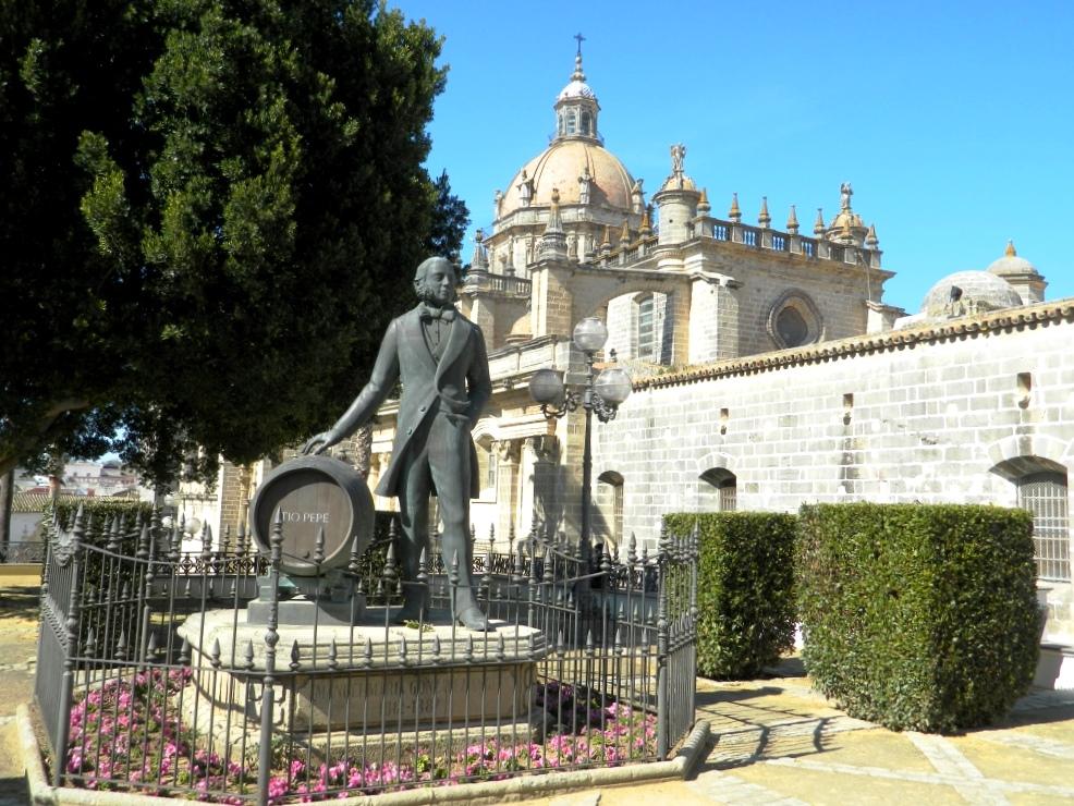 Cosa vedere Jerez de la frontera Andalusia Vino tio pepe