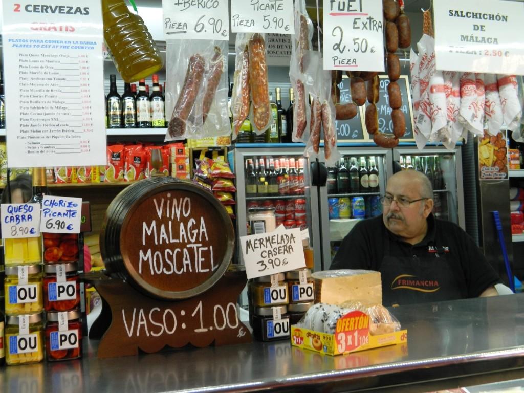 Malaga weekend cosa fare Atarazanas