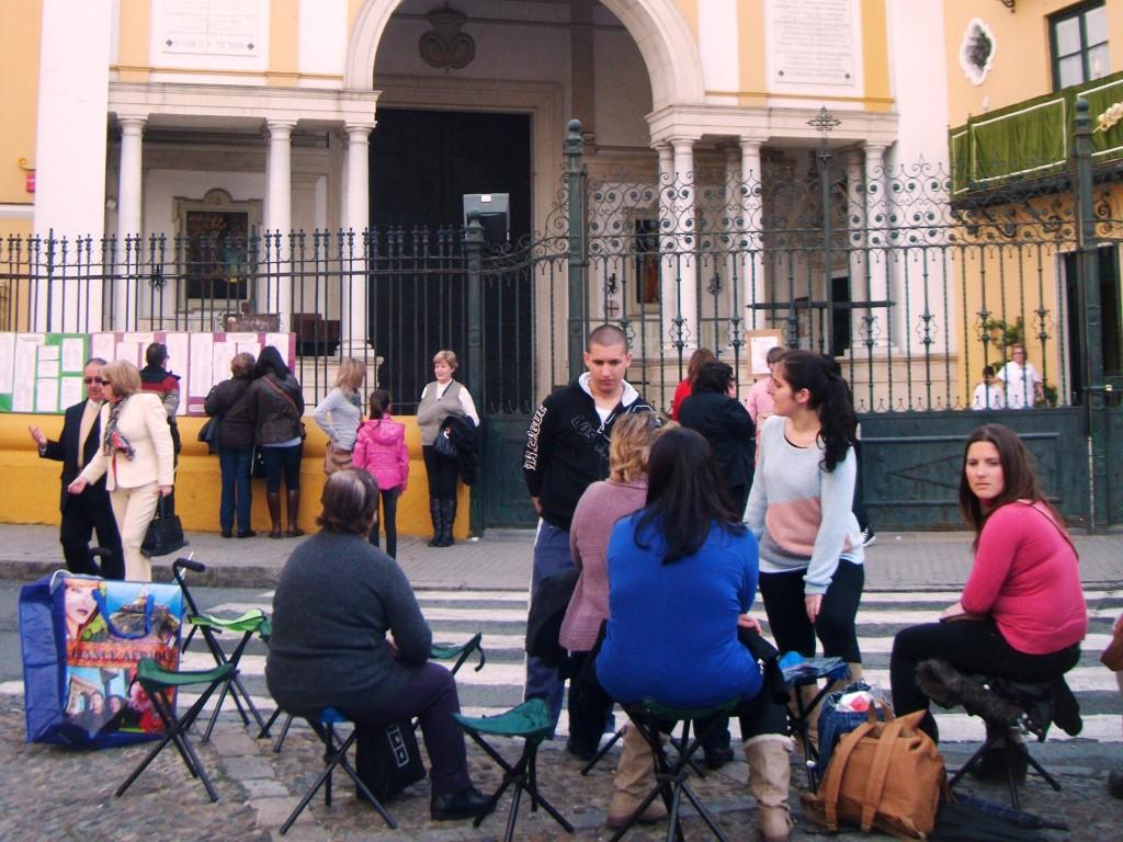 Semana santa andalusia Madruga
