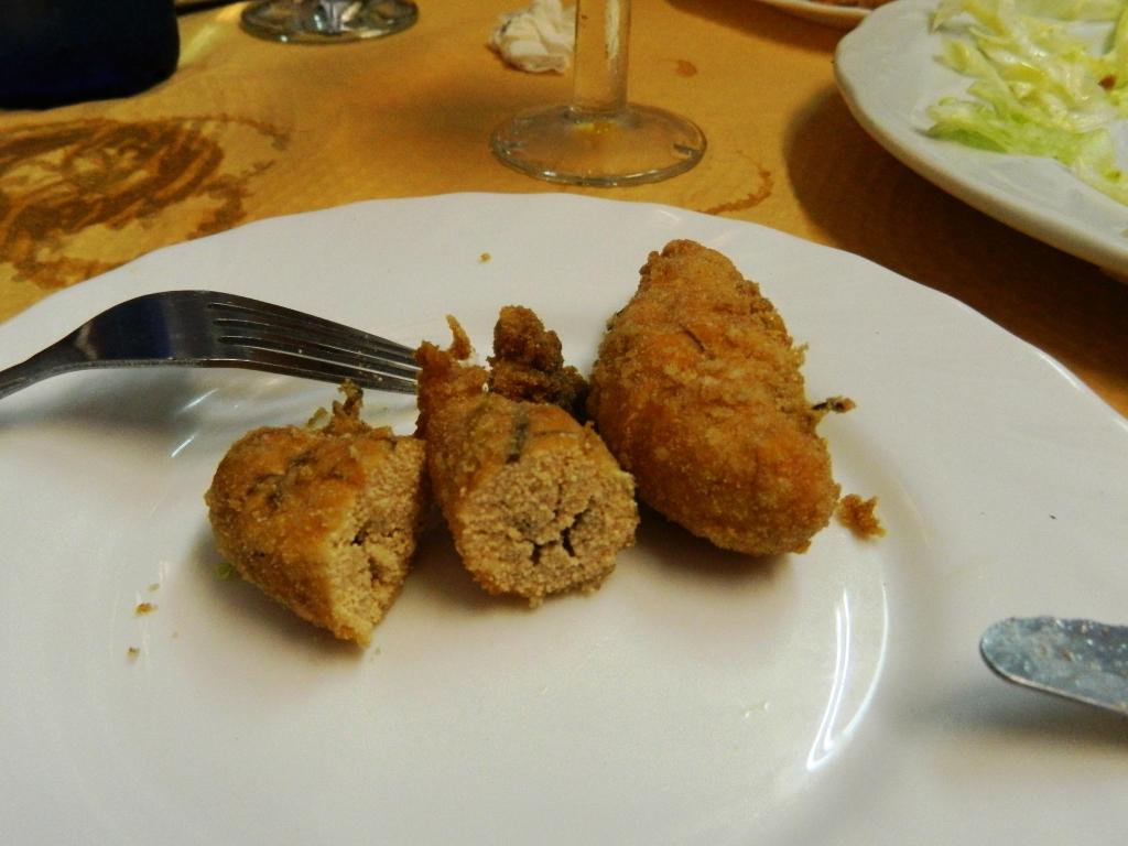 cosa mangiare andalusia pesce huevas