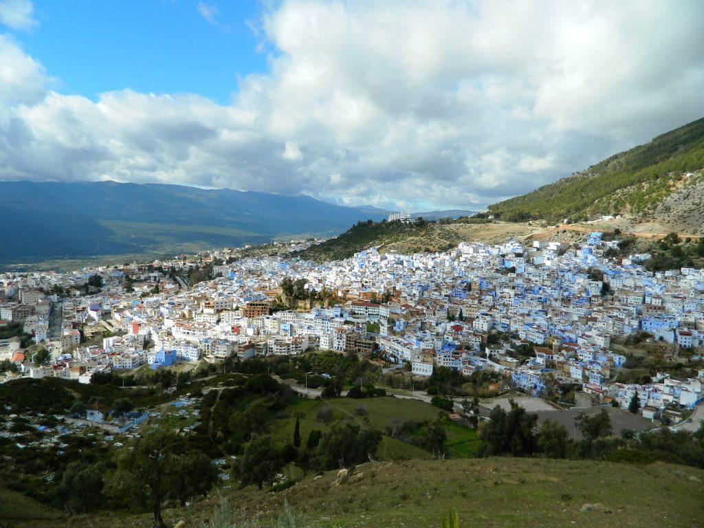 cosa vedere chefchaouen marocco città