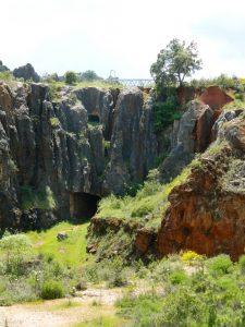 cosa vedere sierra norte siviglia tunnel