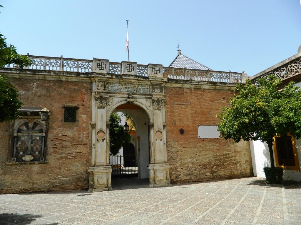 La casa pilatos esaltante mix stilistico a siviglia for Casa di architettura gotica