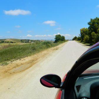 Noleggio auto in Andalusia