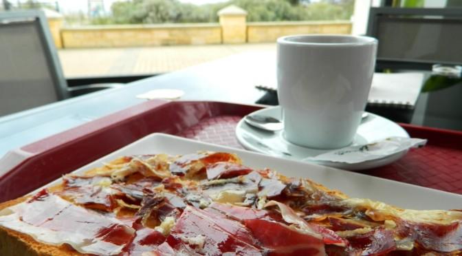 Far colazione in Andalusia