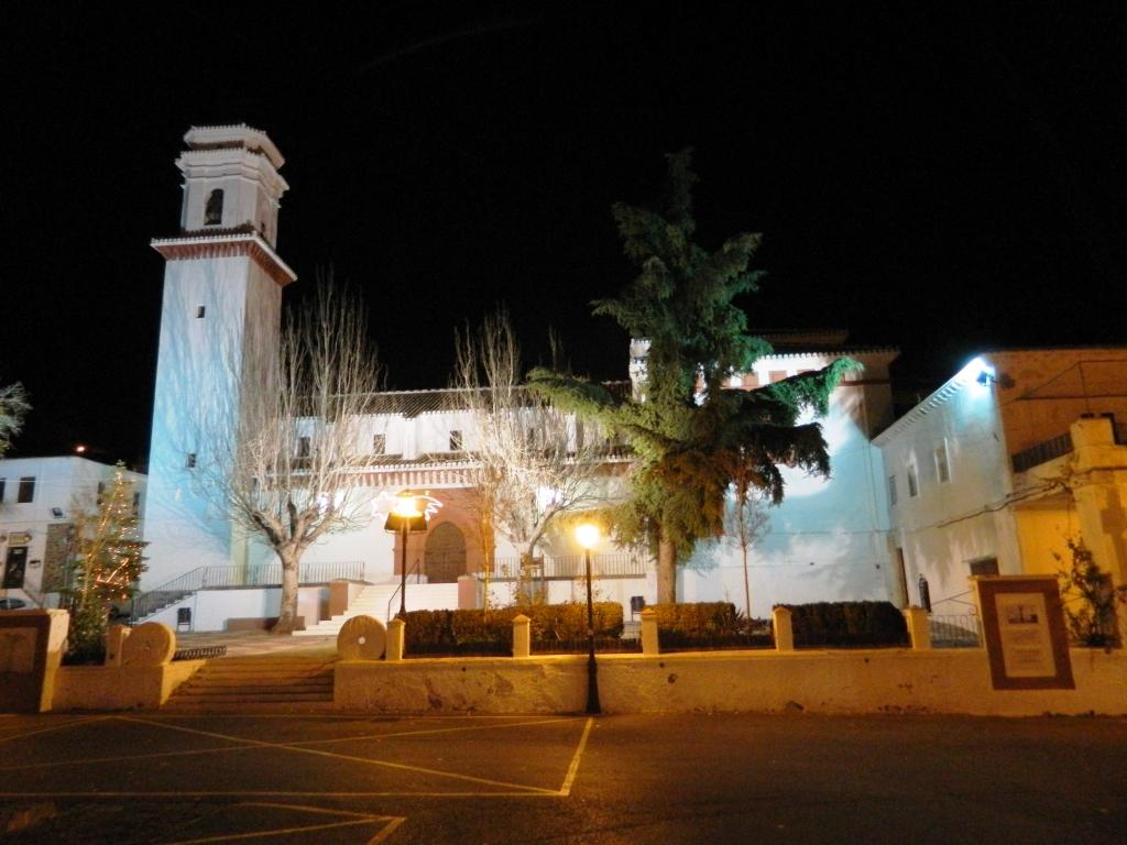 Cosa vedere alpujarra_Pitres iglesia