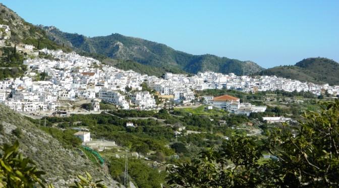 Frigiliana, tre culture…e in lontananza il Mediterraneo