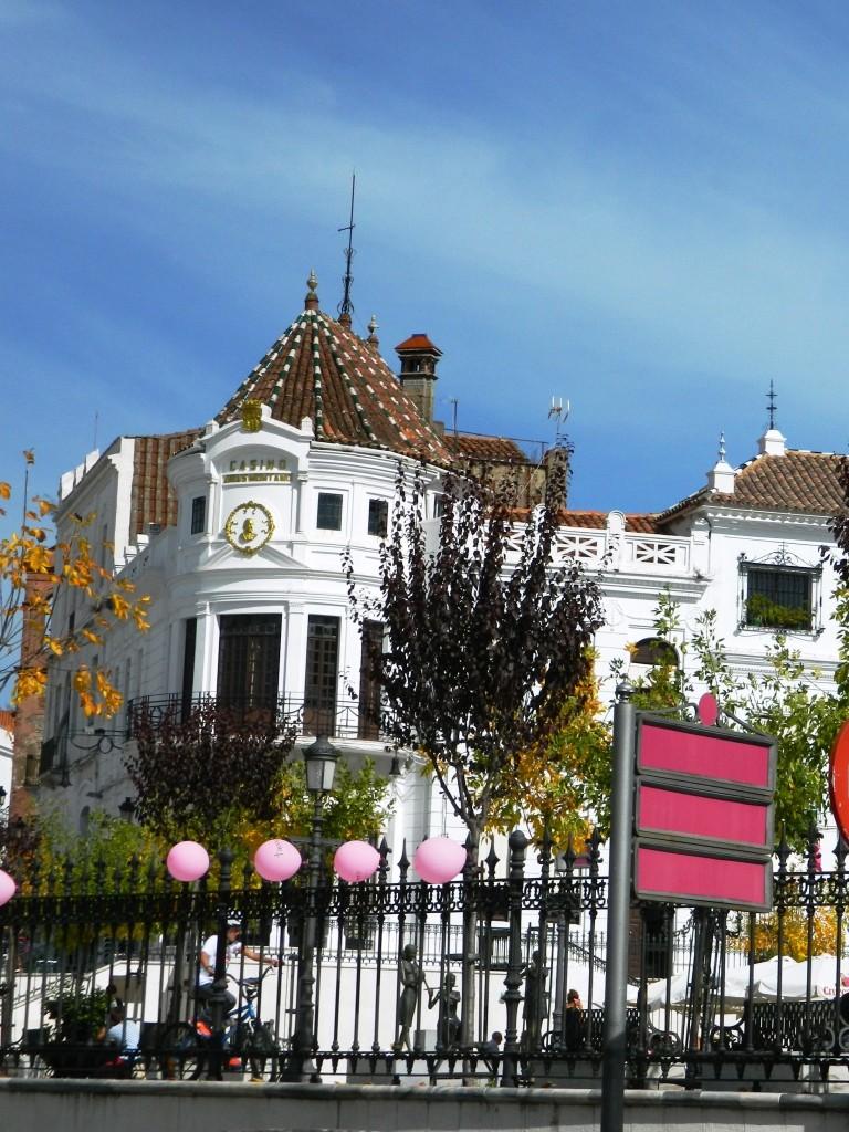 Il Casino di Aracena, antico centro culturale e sociale della città.