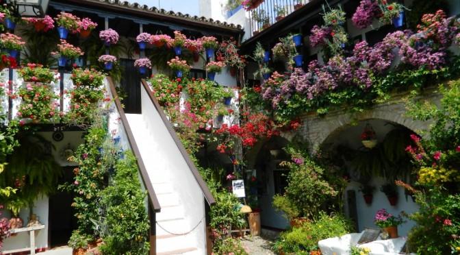 I cortili di Córdoba: molto più che una festa di fiori