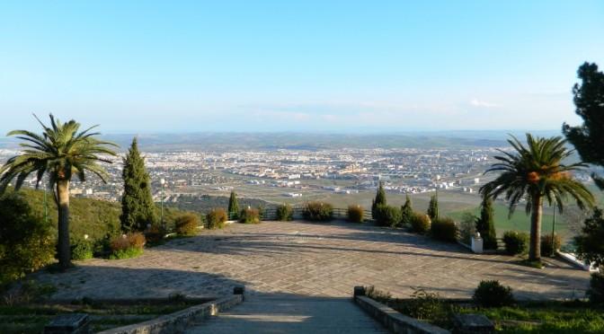 Una terrazza di meditazione sulla città: Las Ermitas di Cordoba