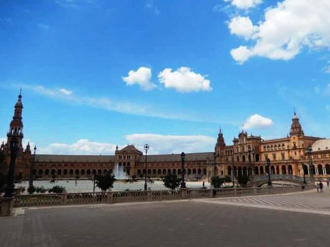 Cosa vedere Andalusia_ siviglia