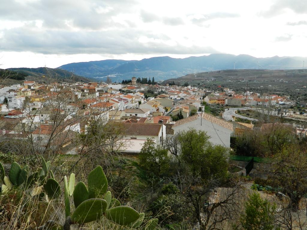 Cosa vedere Niguelas_Granada_Panorama_Andalusia