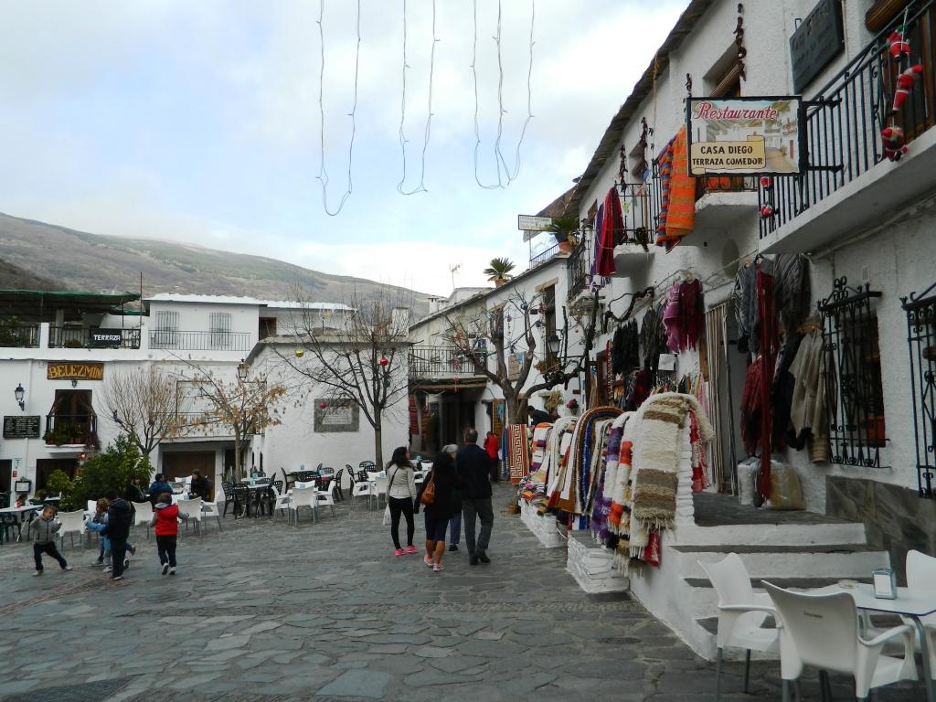 Cosa vedere Pampaneira_Alpujarra_granada_Plaza