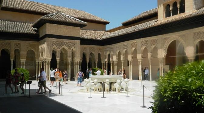 Cosa vedere a Granada in pochi giorni?