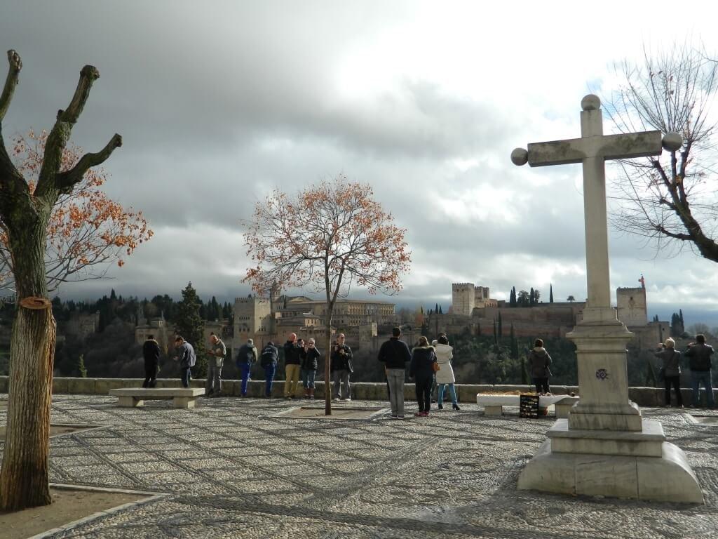 Cosa-vedere-a-Granada_Cattedrale_Mirador-san-nicolas_andalusia