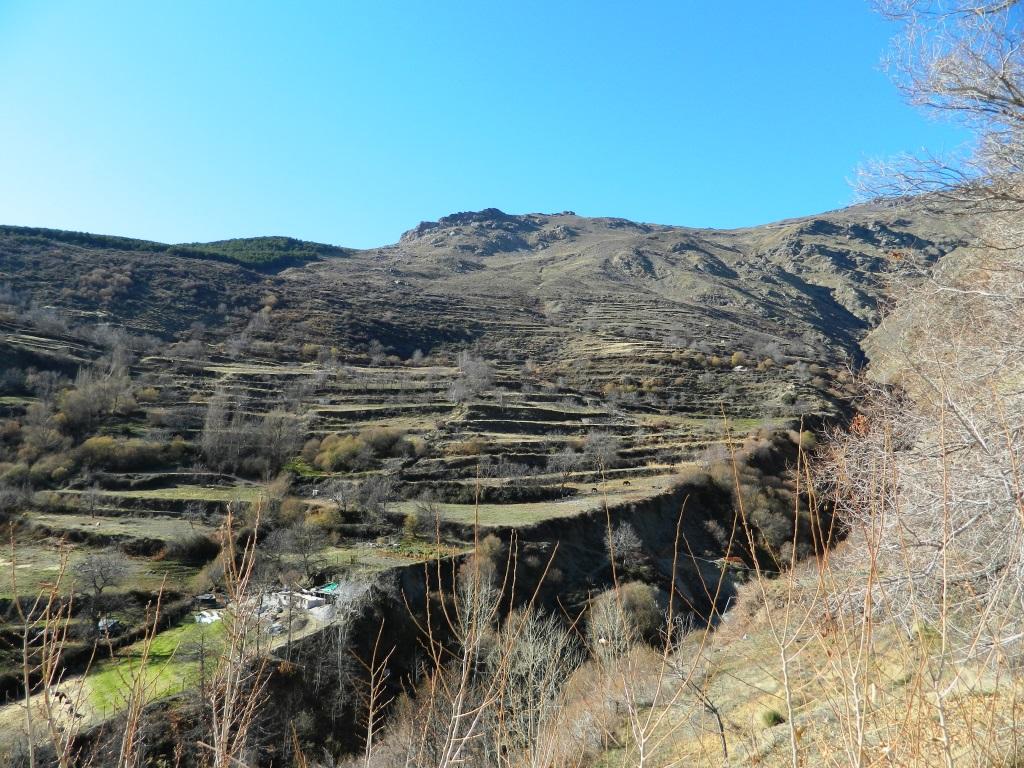 Cosa vedere alpujarra_ granada_terrazzamenti Trevelez