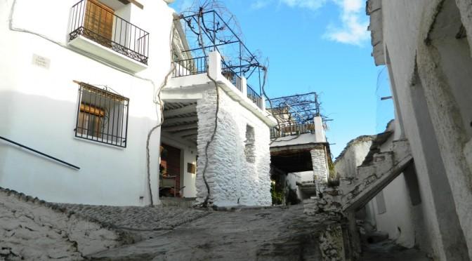 Cosa vedere nell'Alpujarra di Granada: forti emozioni