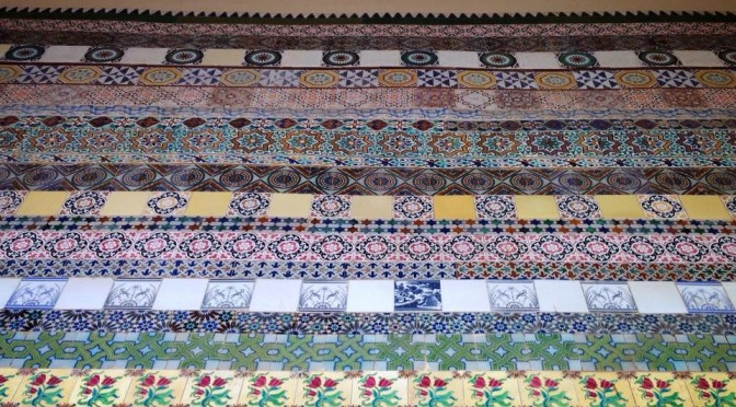 Cosa vedere Siviglia_azulejos Cecilia