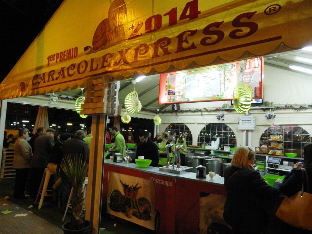 Cosa mangiare andalusia_ caracoles lumache chiosco - copia