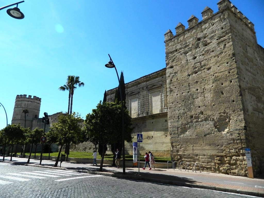 Cosa vedere Jerez de la frontera Andalusia Vino Alcazar