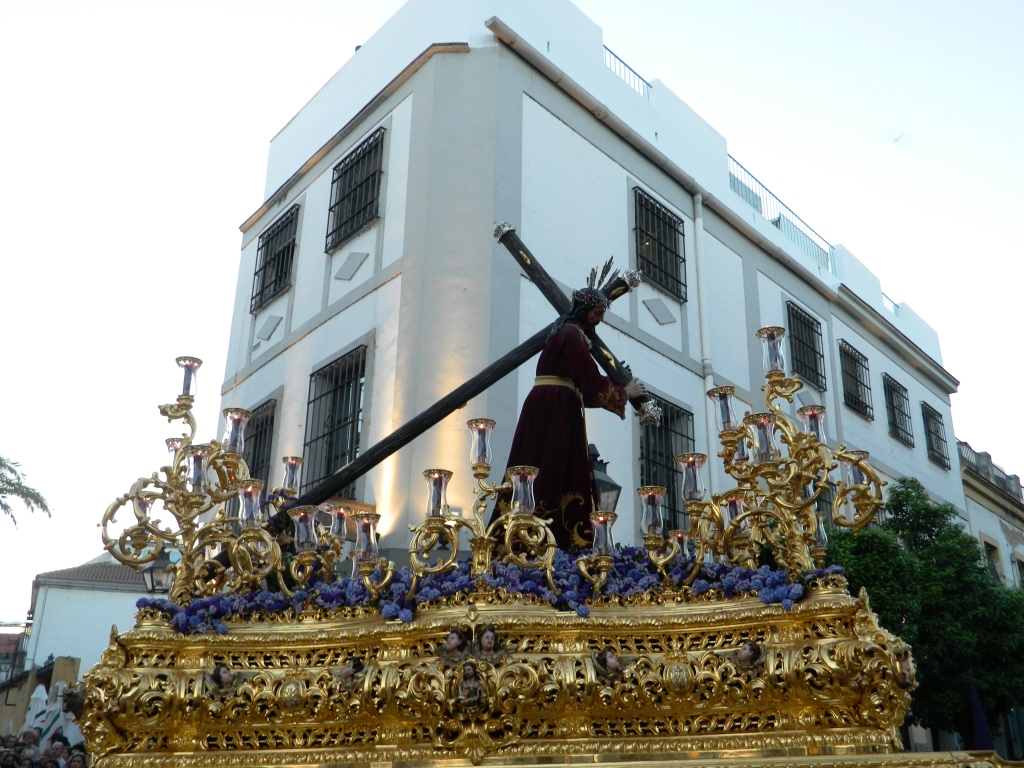 Semana santa andalusia cristo