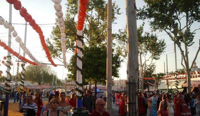 Le migliori foto degli italiani alla Feria di Siviglia!