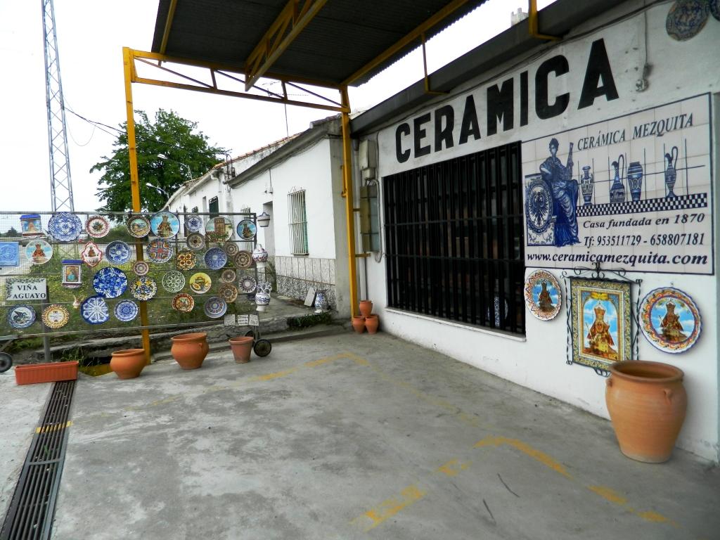 Cosa vedere andalusia ceramica